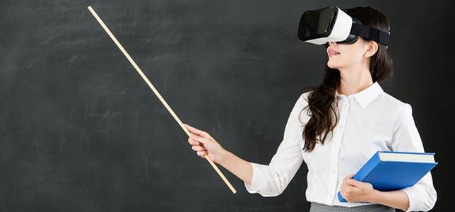 Teacher VR